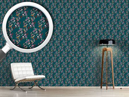 Design Wallpaper Mille Fleurs Romance