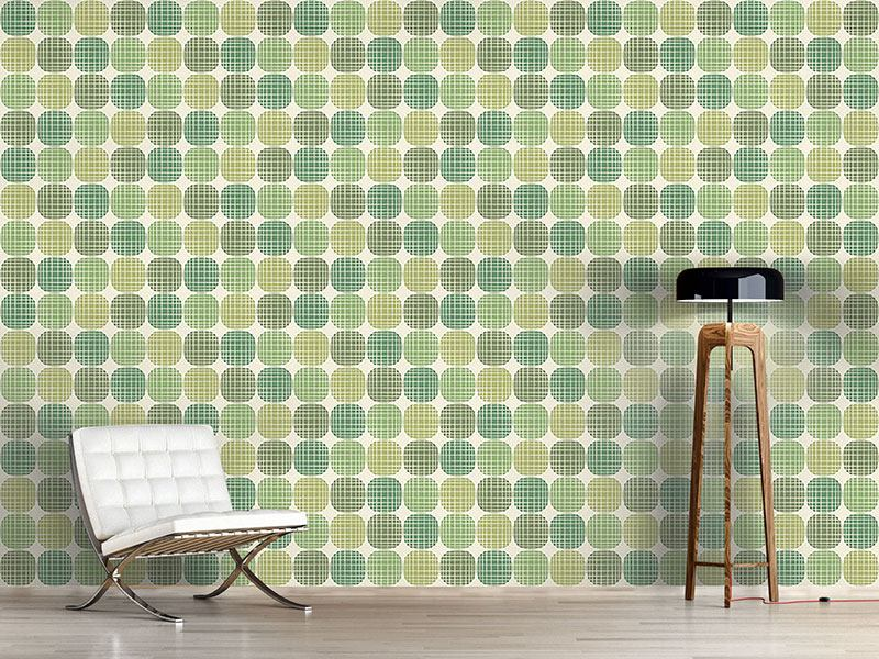 Design Wallpaper Retro Grid