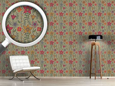 Design Wallpaper Flowers From Bratislava