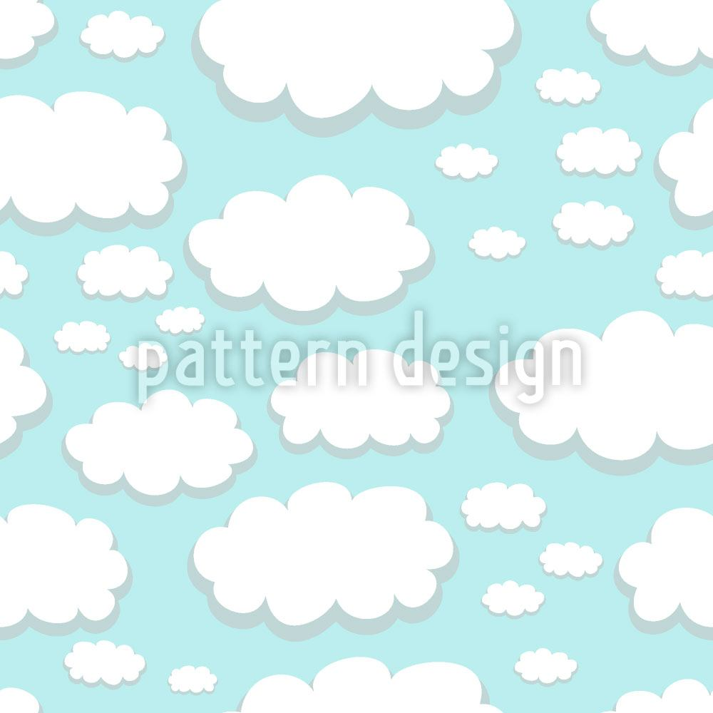 Design Wallpaper Clouds Over Springfield