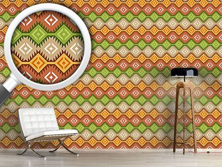 Design Wallpaper Ottoman Treasure