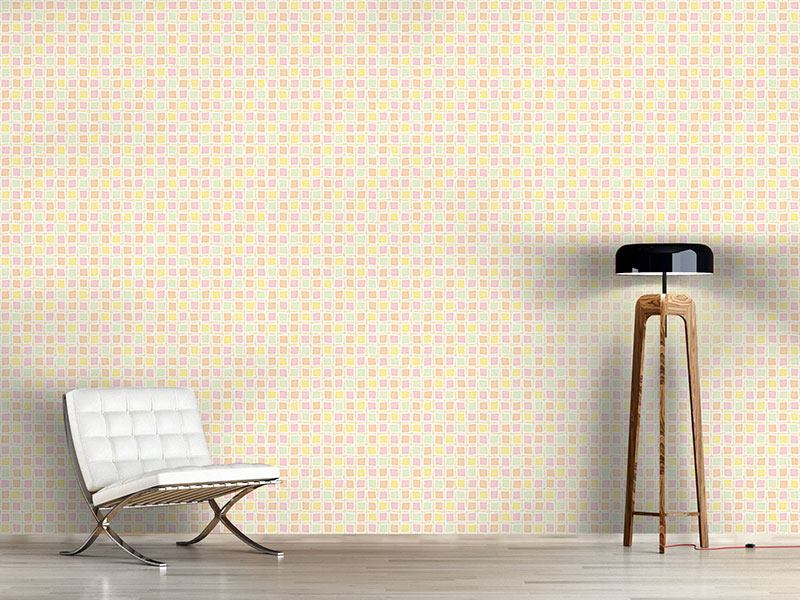 Design Wallpaper Mosaic Glass