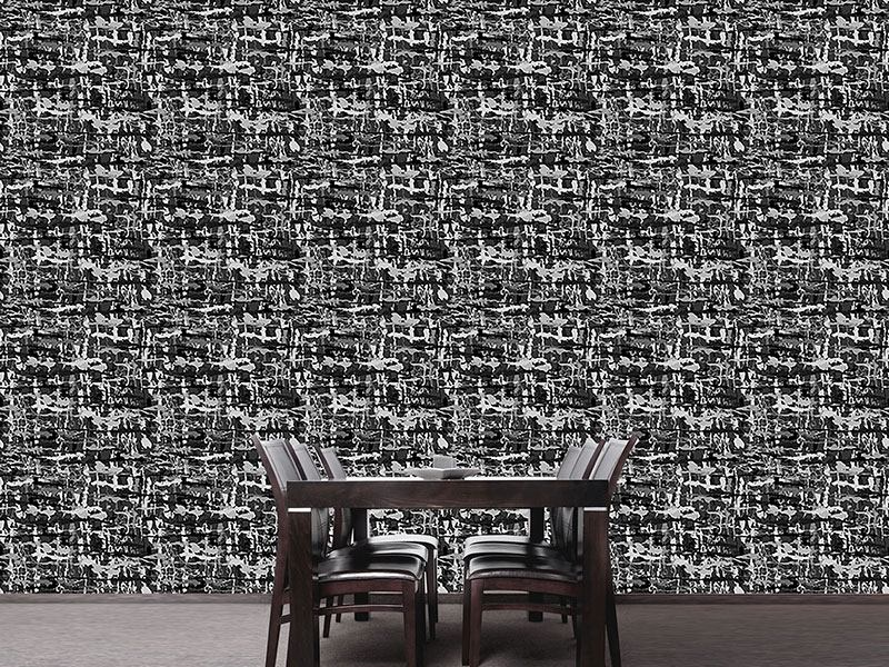 Design Wallpaper Netted