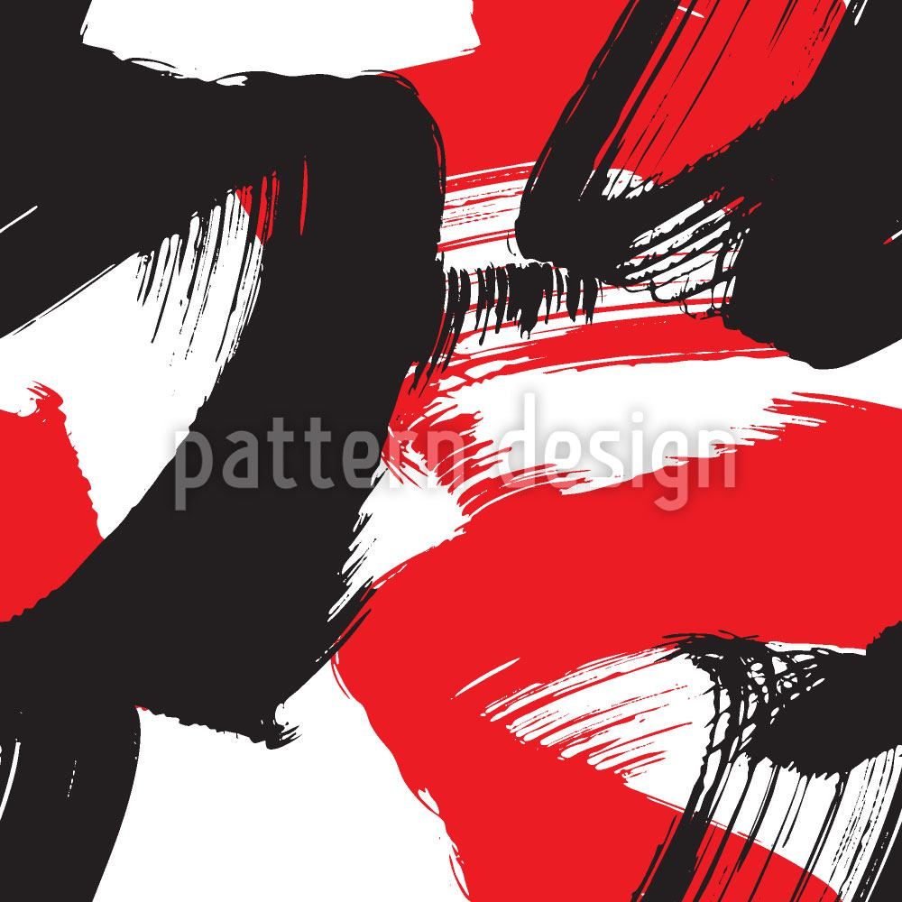 Papier peint design The Dance