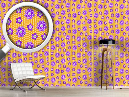 Design Wallpaper Flower Power