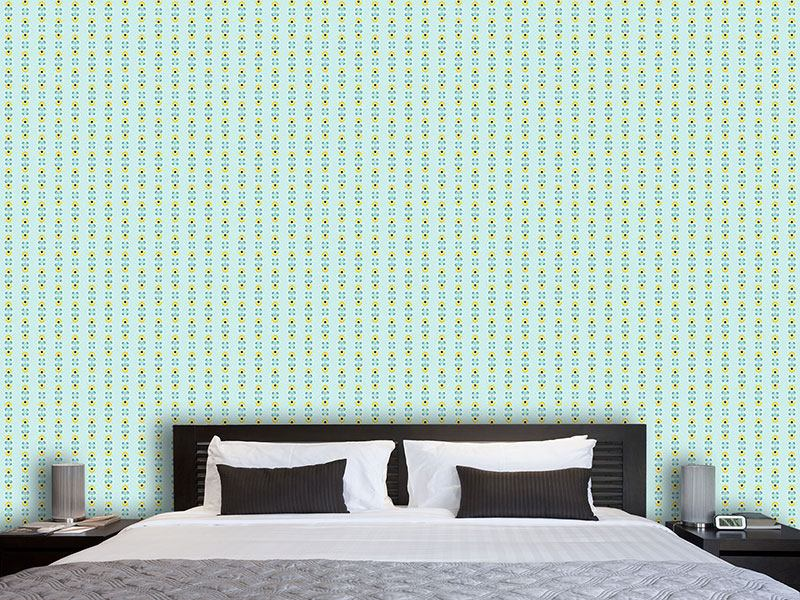 Design Wallpaper Scandinavian Florets
