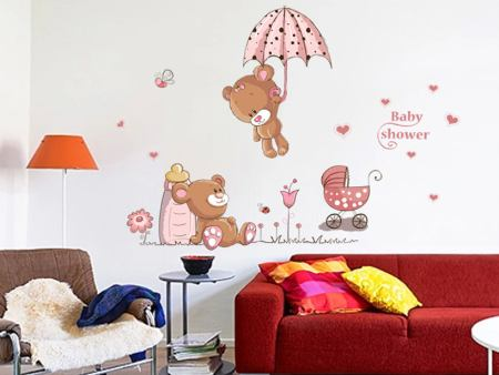 Wall Sticker Bear