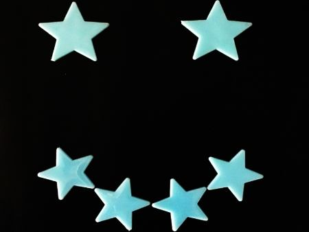 Blue Light Stars