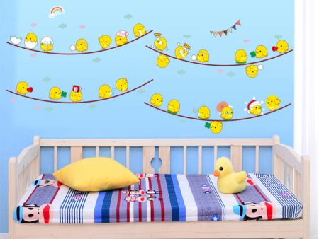 Wall Sticker Sweet Chicks