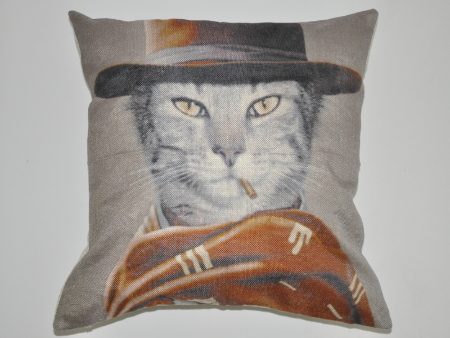 Cushion Cover Cat