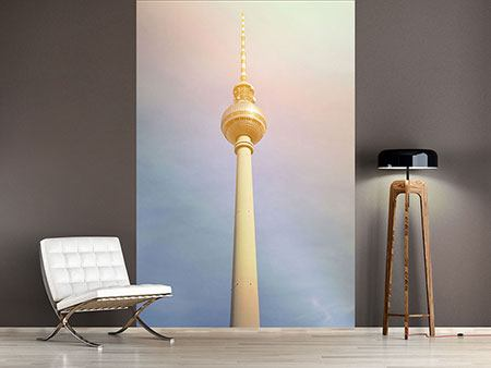 Photo Wallpaper Berlin TV Tower