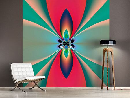 Photo Wallpaper Psychedelic Art