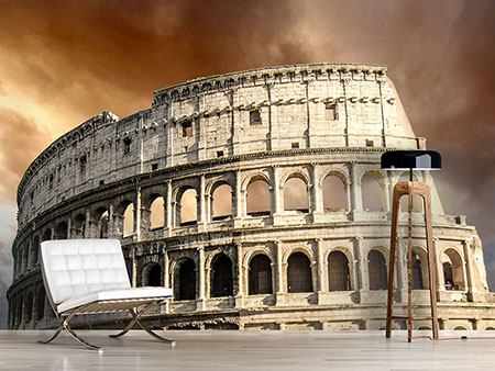 Photo Wallpaper Colosseum Rome