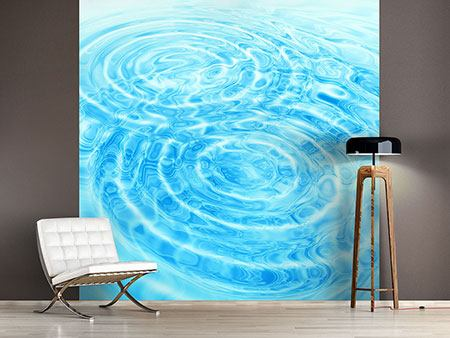 Photo Wallpaper Abstract Water